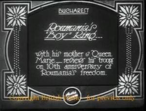 King Michael 1928